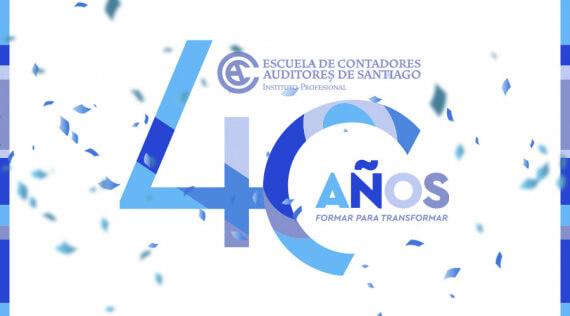 ¡La ECAS cumple 40 años de vida!
