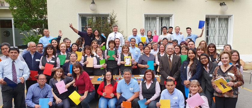Escuela de Contadores Auditores de Santiago celebra 38 años de vida