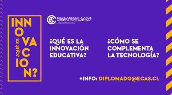 La ECAS lanza curso para sus alumnos y diplomado para sus docentes en materia de Innovación