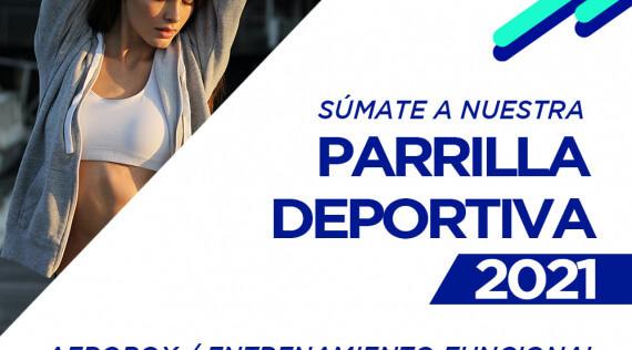 """Carolina Calderón: """"El deporte es clave en pandemia"""""""