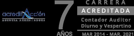 Contador Auditor Carrera Acreditada ECAS Marzo 2021